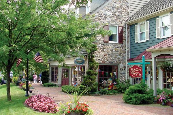 Peddler S Village Visit Philadelphia